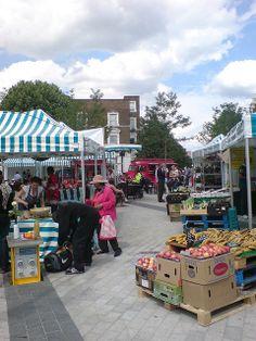 Vegetable Market - Awning Inspiration
