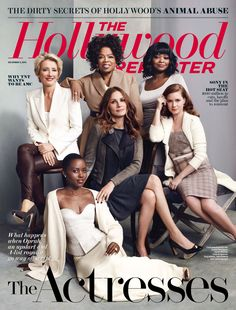 Roundtable: Oprah, Amy Adams and 4 Top Actresses on Crying for Spielberg and 'Muff Shots'