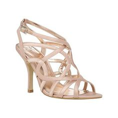 Oyster Tia Filigree Sandals - High heel shoes - Shoes & boots - Women -