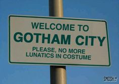 Batman: Gotham City