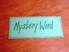 SINGING TIME: Mystery Word - extra game that the kids just guess which word is in all the songs that you sing that day. Primary Songs, Primary Singing Time, Lds Primary, Singing Games, Singing Tips, Music Games, Singing Lessons For Kids, Learn Singing, Primary Chorister