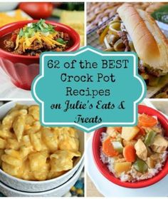 62 of the Best Crock Pot Recipes