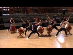 "Buddhist Ekoji - Nen Daiko - Japanese Taiko Drumming  ""Indeed"" ""I LOVE this Music Makes me ""Home Sick"""