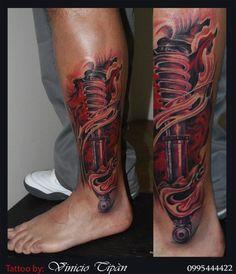 Biomechanic Tattoo.... Artista: Vinicio Tipan e-mail:viniciotipan666@yahoo.com Quito - Ecuador