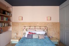 Gravity Home: Pastel Home in Paris