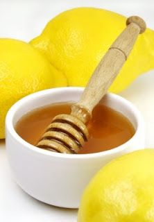 How to promote glowing skin with raw ingredients.  #Honey #Lemon #Beauty #Skincare