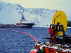 Uniboom® X Commissioning, North Cape (Norway)