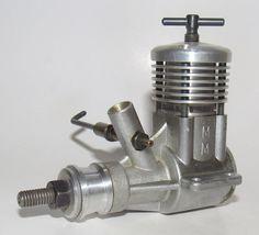 1960 Micron Meteore 2 5R Racing Diesel Model Airplane Engine | eBay