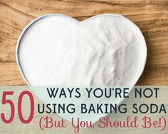 We all know to put baking soda in our fridge or the litter box. But there are a lot more uses for this cheap and versatile household staple. Lentil Burgers, Dollar Tree Christmas, Baking Soda Uses, Diy Cutting Board, Soap Scum, D House, Coconut Oil Uses, Dehydrator Recipes, Canning Recipes