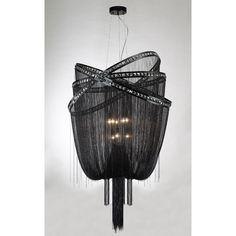 Avenue Lighting Wilshire Drive 9 Light Crystal Chandelier | AllModern