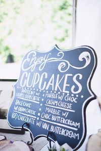 Chalkboard How To Wedding - The Wedding Chicks