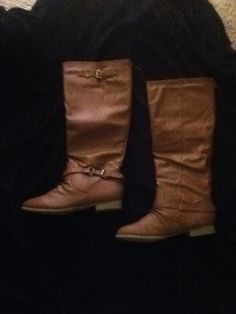 Got these Top Moda boots off of shoecenter.com for less than $30.00 and that's with shipping included. They're so comfortable, affordable, and adorable!