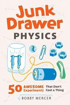 A childrens instructional book on how to use readily available materials to turn the house into a science lab Physics teacher Bobby Mercer provides readers with more than 50 great hands-on experiments