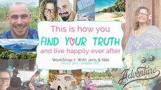 Find your truth & live happily ever after – Jens Legend – Break Free