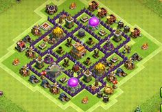 8 Best Th7 Trophy Base 2018 New Cash Of Clan Bases Cocbases