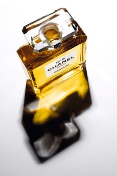 Chanel--Perfect Bottle Design