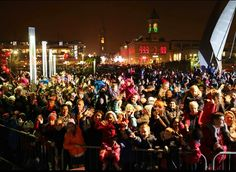 christmas fireworks dun laoghaire 2015 - Google Search