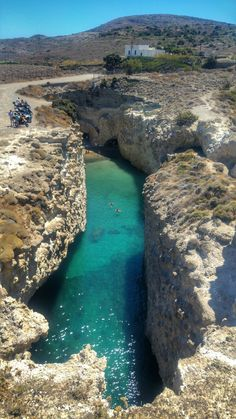 Papafragas beach-Milos-