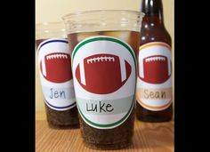 Decorate Your Super Bowl Party With 11 Free Printables