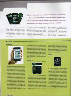 Entrevista de implementación del QR Code en el packaging de New Age realizada para la revista Barnds - by Mariano Cunille - Página 5