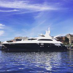 Future yacht