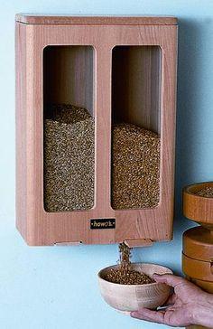 Kornmølle / kornkvern, kornvalse, korn, fullkorn - Nye Tider as