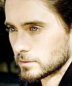 Jared's gorgeous blues!