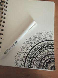 Mandala draw #mandala