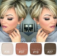 Today we have the most stylish 86 Cute Short Pixie Haircuts. Pixie haircut, of course, offers a lot of options for the hair of the ladies'… Continue Reading → Short Hair With Layers, Layered Hair, Short Hair Cuts, Trending Hairstyles, Cute Hairstyles, Alcone Makeup, Short Pixie Haircuts, Hair Dos, New Hair
