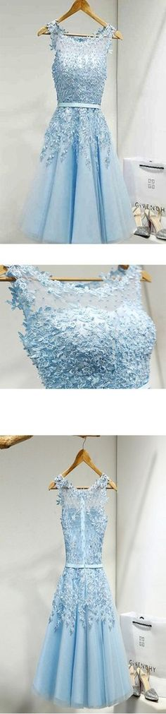 BeautyRobes Only $143.99 for Light Blue Appliques Lace See Through Lovely Freshman Homecoming Prom Gown Dress, 6665869. Buy Light Blue Appliques Lace See Through Lovely Freshman Homecoming Prom Gown Dress, 6665869 for Cheap Prom Dresses for Discount Price in Beauty Robes Online Prom Dress Shop.