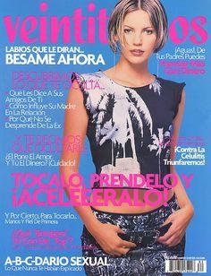 Revista Veintitantos, México, marzo 2001