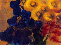 Image result for emil nolde flowers
