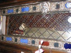 St Margaret of Cortona's incorrupt body!