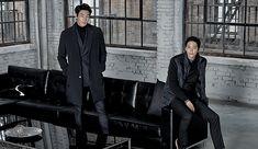 Kim Young Kwang | 김영광 | D.O.B 11/1/1987 (Capricorn) & Joo Won | 주원 | D.O.B 30/9/1987 (Libra)
