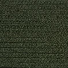 Colonial Braided Rug Co - Solid Sage Green Braided Rug, $59.70 (http://www.colonialrug.com/solid-sage-green-braided-rug/)