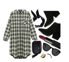 """ZAFUL"" by monmondefou ❤ liked on Polyvore featuring Boohoo, Smoke & Mirrors, NARS Cosmetics and Frends"