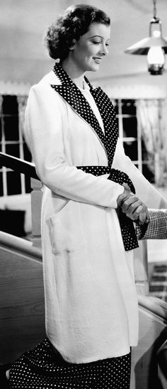 20+ best 1930/40s Dressing Gowns and House Coats images on Pinterest ...