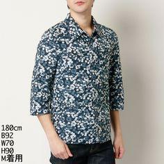 ジャケット(カモフラージュプリントシャツジャケット)   ヒアーズ メン(HERE'S MEN)   ファッション通販 マルイウェブチャネル