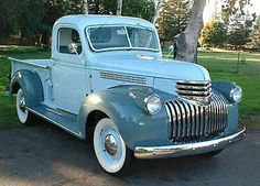 '45 Chevy pickup, Double retractable windshield
