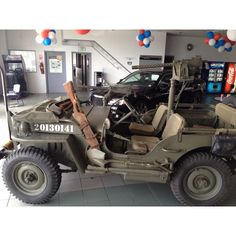 Jeep classic USMC Pioneer (Later Engineer) Units used these WW II