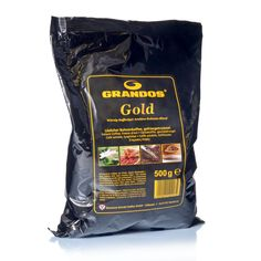 Grandos Gold Instant 500g löslicher Automatenkaffee wurde speziell für die Verwendung in Kaffeeautomaten entwickelt.