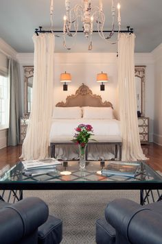 House of Turquoise: Cindy Barganier Interiors. #laylagrayce #bedroom