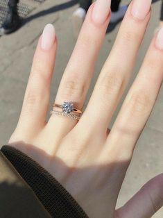 Dream Engagement Rings, Engagement Ring Settings, Vintage Engagement Rings, Engagement Sets, Diamond Wedding Bands, Diamond Rings, Wedding Rings, Solitaire Diamond, Gold Rings