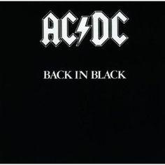 AC / DC - Back in Black...the xmas album somwhere 'round 81???