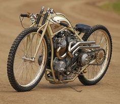 Hustler 8 valve by stellen egeland, nice boardtracker inspired motorcycles
