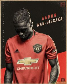 its official Aaron Wan-Bissaka is a red Manchester United Fans, Manchester United Wallpaper, Football Squads, Football Troll, Football Players, Football Fight, Neymar Jr Wallpapers, Pogba, English Premier League