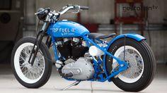 WANT Watch: Short doc over custom motorbikes en hun bazen