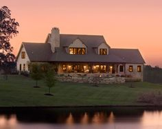 Exterior Photos Farm House Design, Pictures, Remodel, Decor and Ideas - page 14
