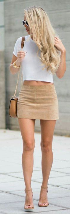 0bd4afa02d9 You ve got it suede. Details  Suede mini skirt Regular wash Fabric  size  waist hip length S 66 90 38 M 70 94 39 L 74 98 40
