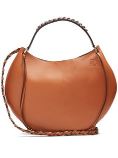 Loewe Fortune leather shoulder bag
